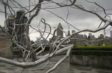 Post-Apocalyptic Naturescapes - Roxy Paine's 'Maelstrom' at the Met