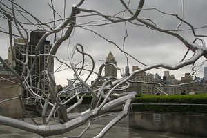 Roxy Paine's 'Maelstrom' at the Met