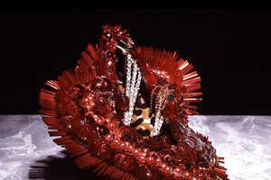 Rhonda Zwillinger Encrusts Vintage Objects in Beads