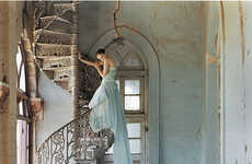 Fairytale Photography - Tim Walker Brings Our Your Inner Princess Fantasies