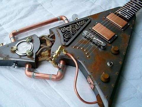 Bizarre Guitars
