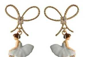 Les Nereides Creates Ballet Inspired Jewelry for Spring/Summer