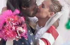"""White Trash Weddings"" - Heidi Klum and Seal Renew Vows With Mullets and Corn Rows"