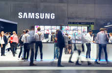 Sustainability-Themed Mobile Apps - Samsung Will Partner with the UN on Sustainability Efforts