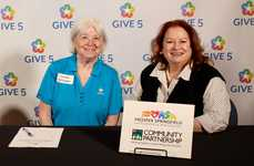 Volunteer-Based Retiree-Friendly Programs - Give 5 is a Social Volunteer Program in Greene County