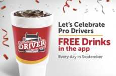 Driver Appreciation Campaigns - Pilot Flying J Launched the 'A World Without Pro Drivers' Campaign