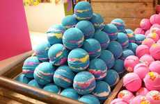 Language-Free Concept Stores - Lush Japan Launched a New Language-Free Store in the Shinjuku