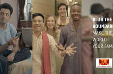 Diwali-Themed Inclusive Campaigns - Aditya Birla Group Launched the #BlurTheBoundaries Campaign