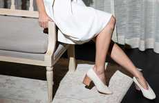 Small-Batch Sustainable Heels - Huma Blanco Unveil the New Salvador Pumps in Soft Leather