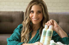 Sitcom Actress Hair Products - Danielle Fishel Launched 'Be Free,' a Vegan Hair Products Line