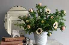 Cutting Edge Bouquets - Ranunculus. Anemones and Peonies are the New Roses