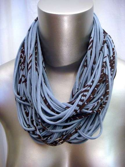 Yarn Neck Wraps