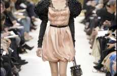 Rabbit Couture - Louis Vuitton A/W '09 Exudes Class & Womanly Beauty