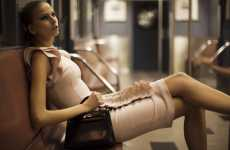 Subway Fashiontography - Greg Williams Captures Public Transportation Style