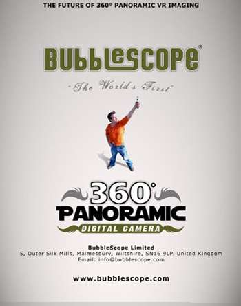 Virtual Reality Cameras - The BubbleScope Makes Memories 3D & Panoramic