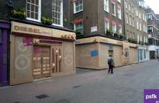 Radio-Shaped Storefronts - Diesel Launches Radical Retail Refurb in London