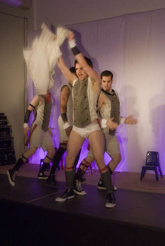 Burlesque for Boys