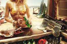 Stunningly Hot French Ad Shows Cooling Power of Perrier