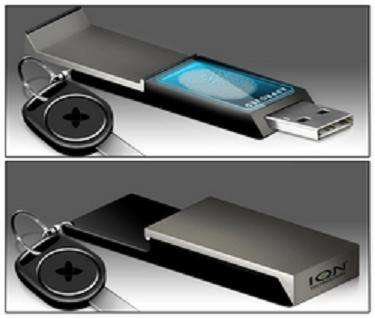 Biometric USB Storage