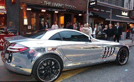 Chrome Supercars