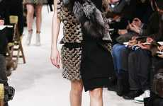 Roadkill Wraps - Fabulous Fur Scarves From Miu Miu for Fall