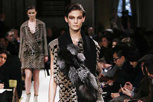 Fabulous Fur Scarves From Miu Miu for Fall 2009
