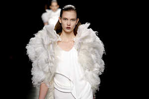 Extravagant Givenchy Bolero Coverings for Fall 2009