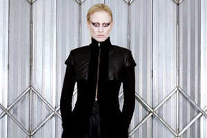 Gareth Pugh's Fall 2009 Collection Goes to the Dark Side