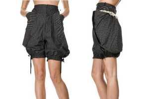 Bernard Wilhelm Reinterprets Vintage Underwear Into Chic Daywear