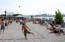 Sandy Summer Oases for City Dwellers Around the World