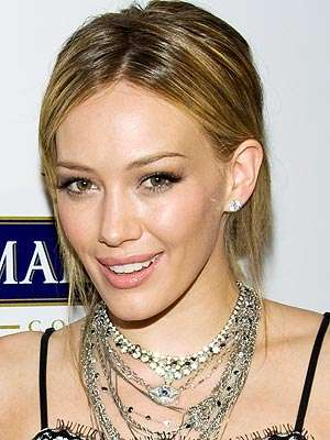 Celeb Hipster Fashion Labels - Hilary Duff's Femme for DKNY Collection is Rocker-Chic
