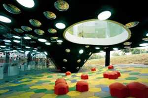 Dalki Theme Park Encourages Creativity in Children