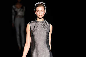 Carolina Herrera's Flared Skirts for Fall 2009