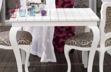 Bringing Outdoor Furniture Inside Can be Chic and Cheap