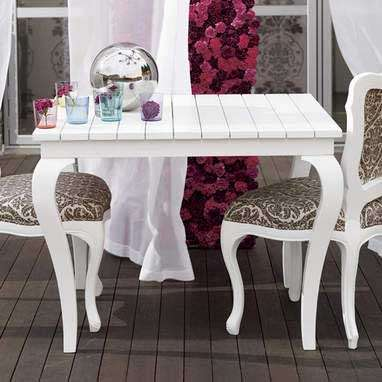 Interior Garden Furnishings - Bringing Outdoor Furniture Inside Can be Chic and Cheap