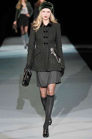 Runway Accessory Recycling - Bizarre Multi-Purpose Baubles at Emporio Armani Fall 2009 RTW