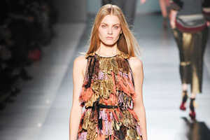 Veronica Etro's Touchable, Colorful Fall 2009 Collection