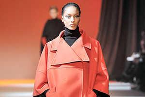 Giambattista Valli's Giant Coats for Fall 2009