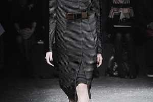 Gianfranco Ferre Shows Futuristic 'Star Trek' Styles