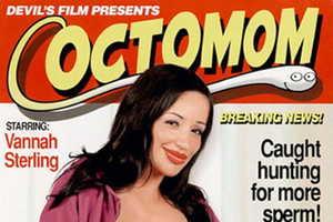 Adult Movie Parody of Octomom Revives Media Storm