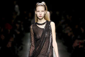 Riccardo Tisci Ties Up Fall 2009 Line With Racy Roping