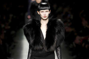 Givenchy's Animal Inspiration for Fall 2009