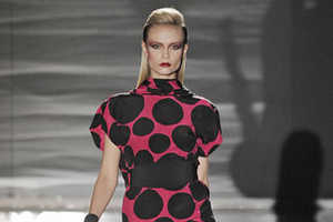 Gucci Gets Graphic for Fall 2009