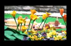 Plasticine Gardens - A Chelsea Flower Show First by James May