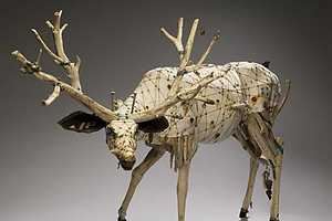 Geoffrey Gorman's Faux Scrap Animals Are PETA Friendly