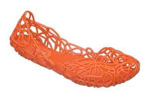 Melissa Campana Makes Recyclable Eco Footwear