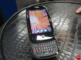 Popular Smartphone Previews - Sprint Nextel and Palm Collaborate for Palm Pre