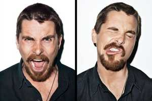 Christian Bale Shows His Good & Bad Sides for GQ Magazine