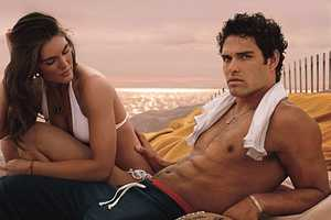 Mark Sanchez is 'Built for the Beach' in GQ Magazine