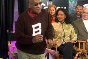 Cast of 'The Cosby Show' Reunited on 'Today Show'